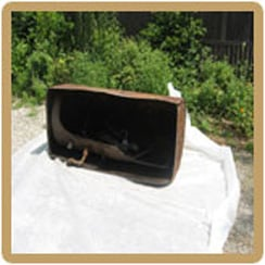 Heating oil AST cleaning & removal
