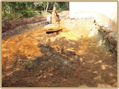 contaminated soil removal