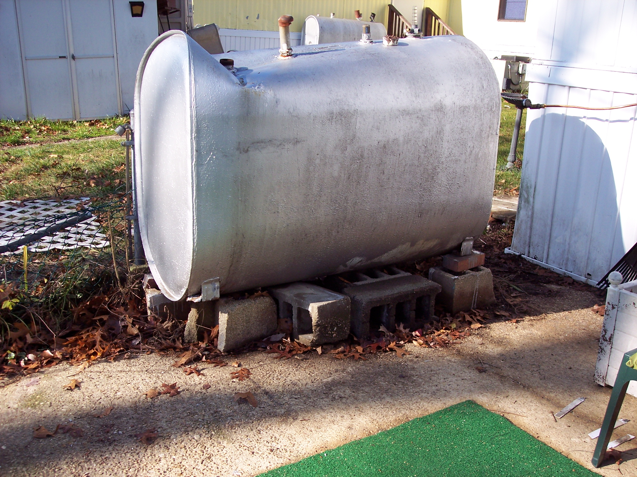 How long does an Oil Tank Last?
