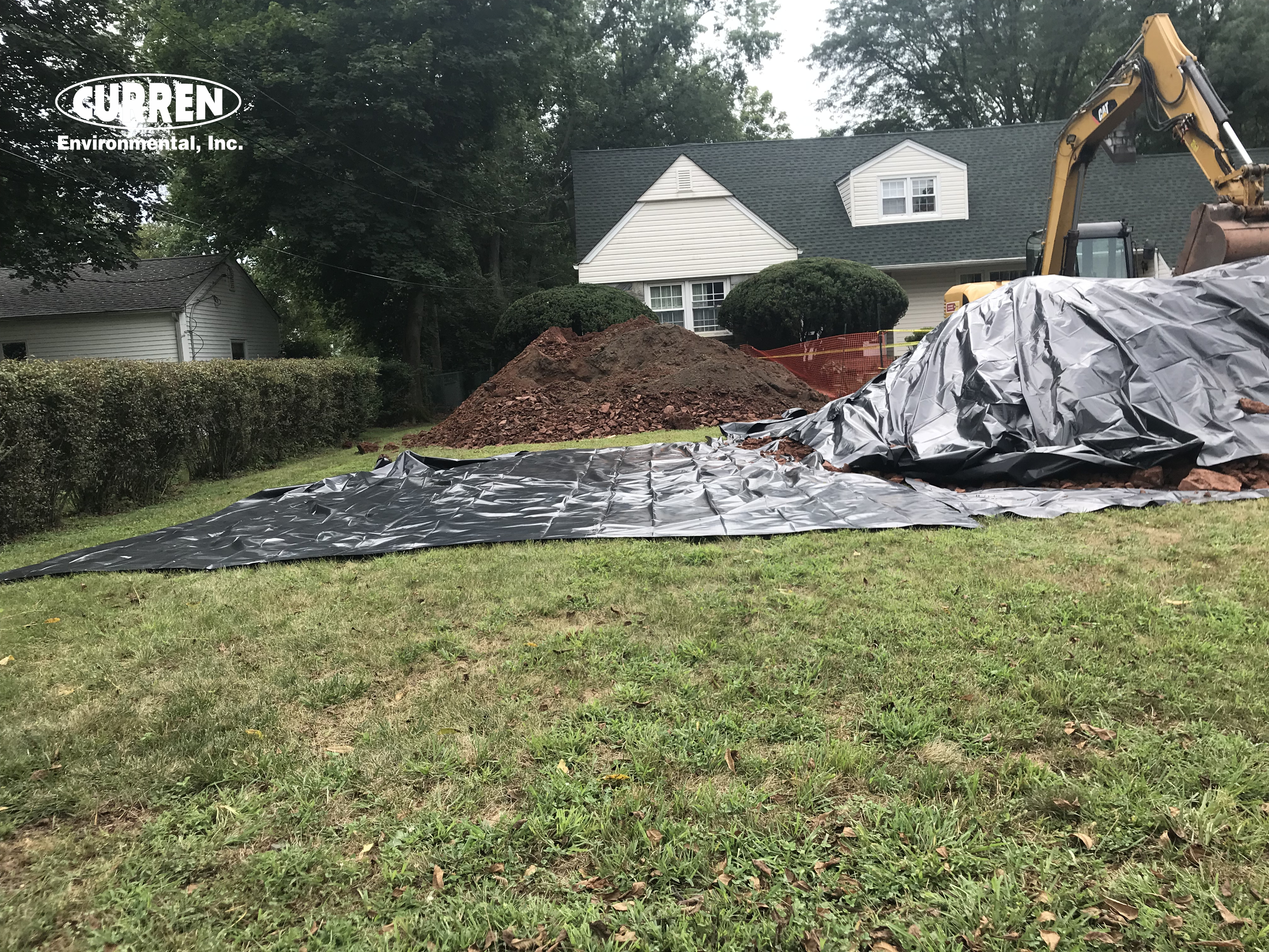 Oil tank cleanup costs