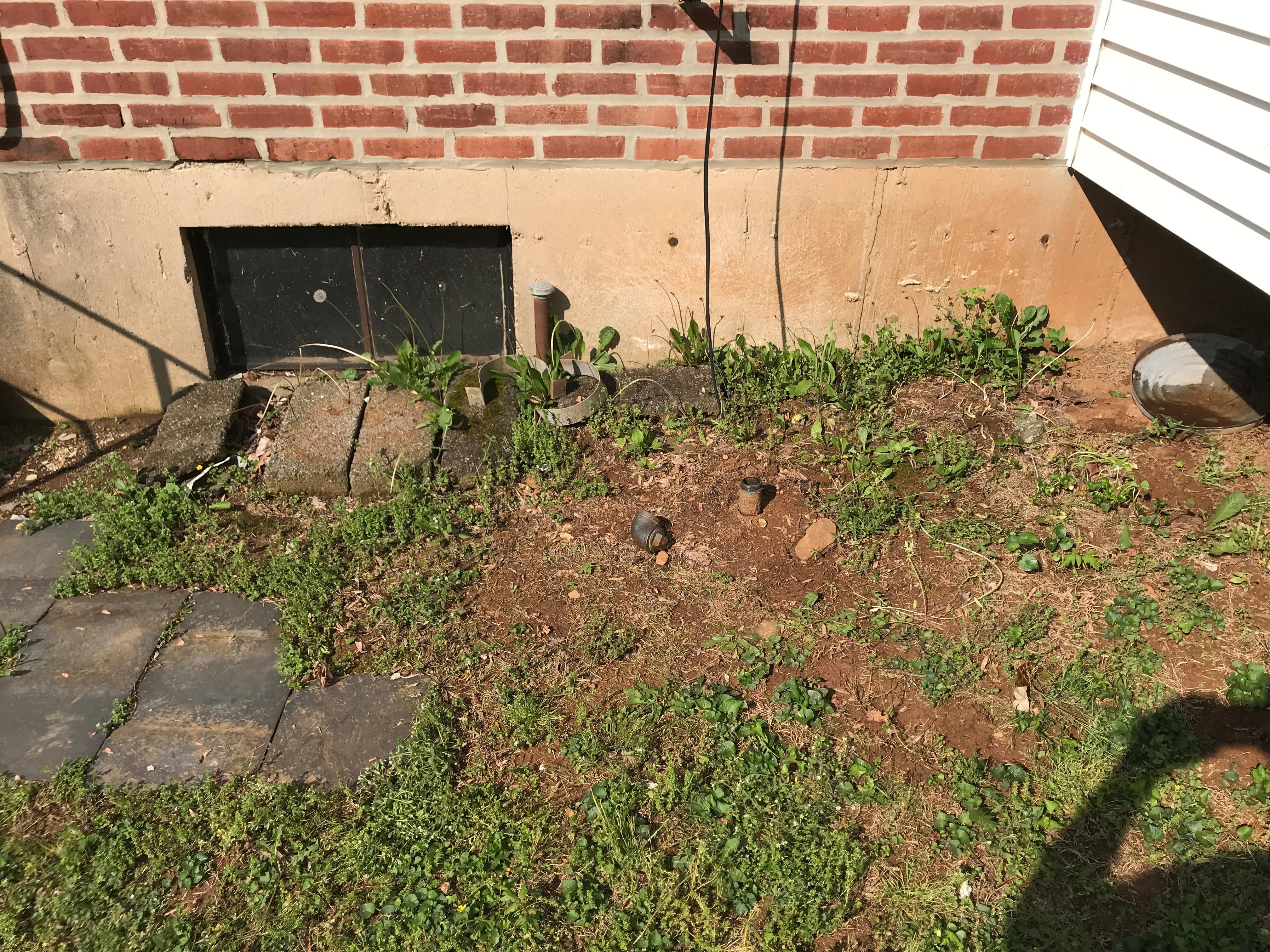 buried inground heating oil tank