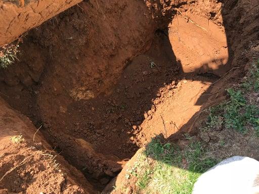 oil tank soil sampling