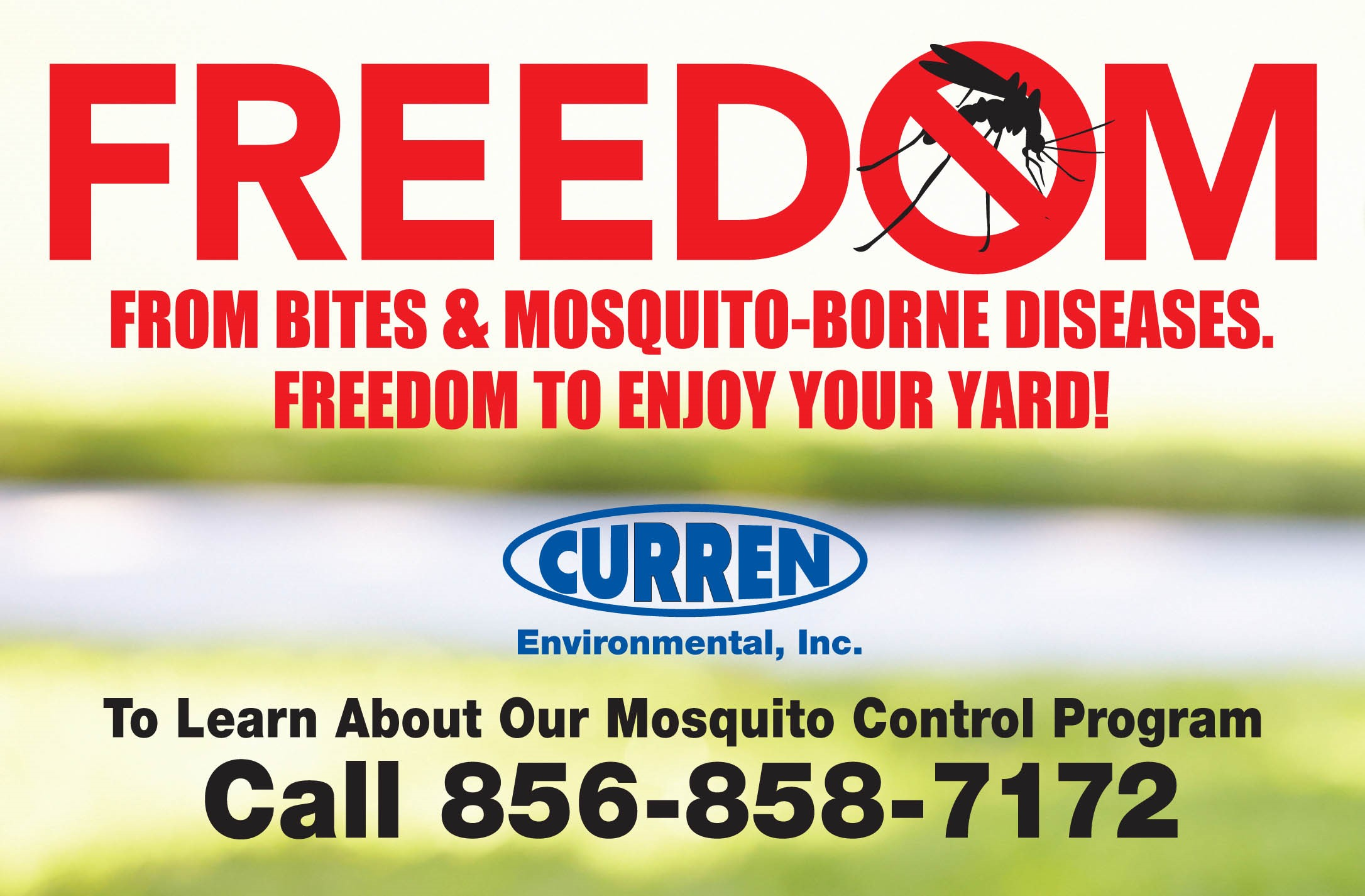 Mosquito control-1