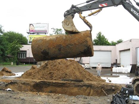 New Jersey Tank Removal