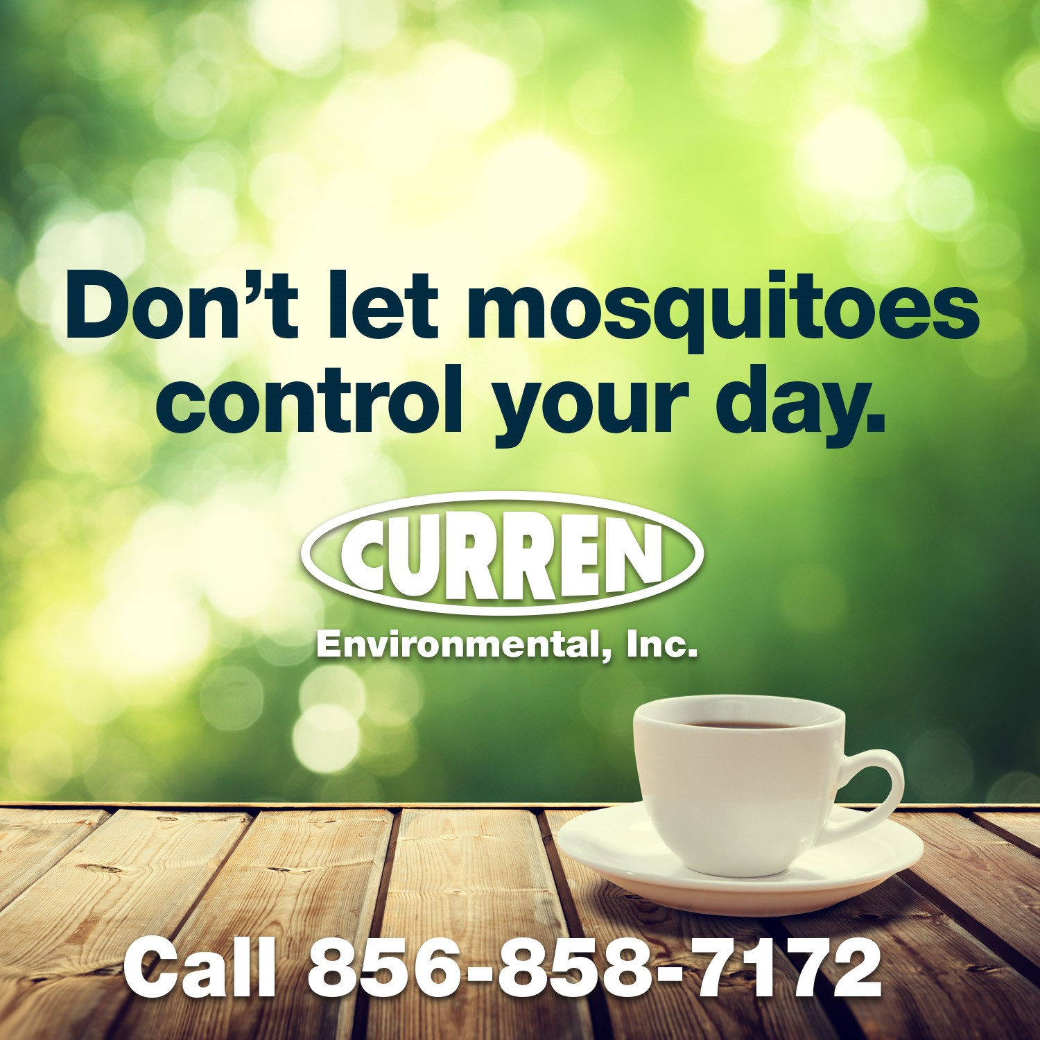 mosquito control service for your yard