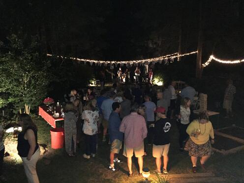 mosquito free parties