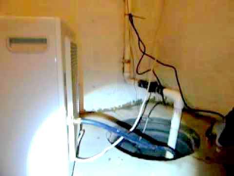 humidifier set up